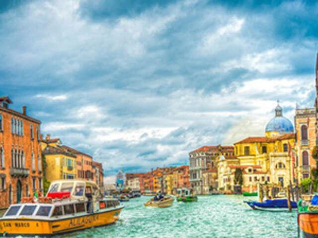 5 Nights Venice & 3 Nights Rome