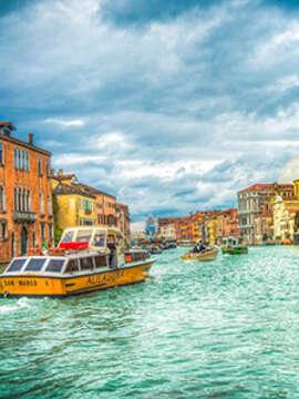 2 Nights Venice & 5 Nights Rome
