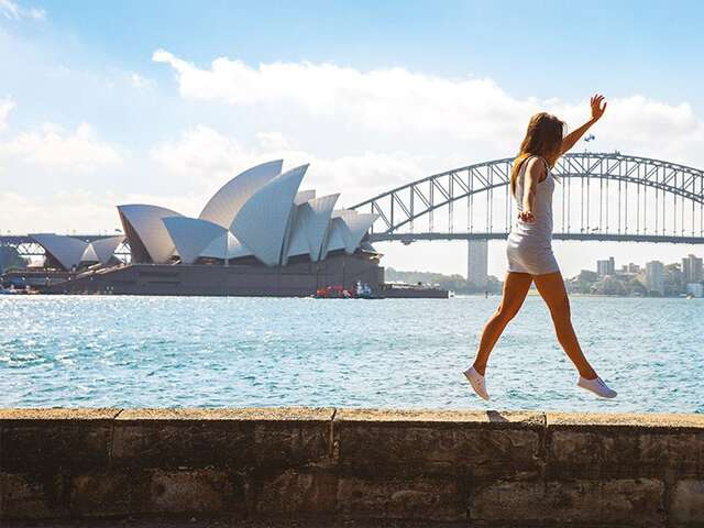 Sydney New Year(Multi Share,Start Sydney, End Sydney)
