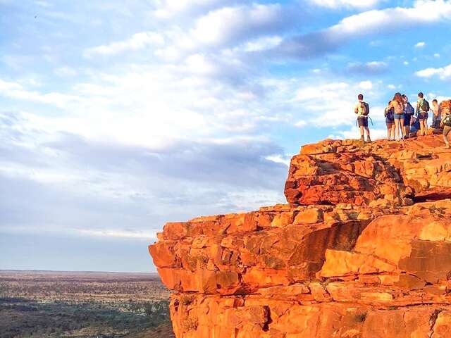 The Big Walkabout (Start Sydney - From Apr 2019)(Multi Share,Start Sydney, End Uluru)