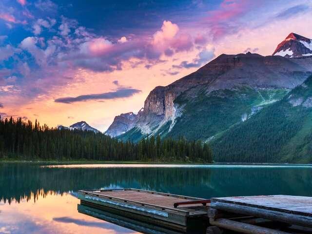Canadas East to West with Alaska Cruise Verandah Cabin Summer 2019