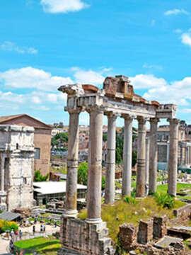 4 Nights Rome & 5 Nights Paris