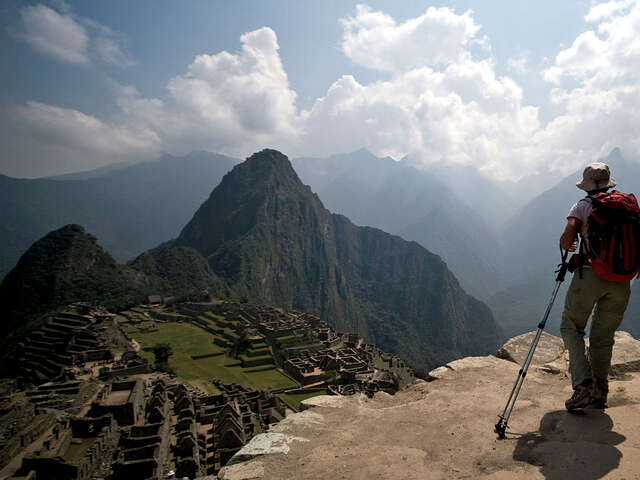 Machu Picchu and the Amazon
