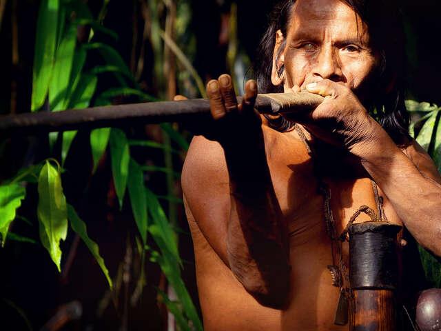 Ecuador Amazon, Hot Springs & Volcanoes