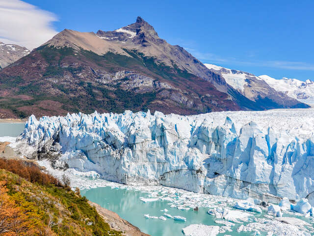 Patagonia: Edge of the World featuring Argentina, Chile, and a 4-Night Patagonia Cruise