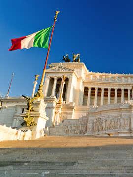 Rome & the Amalfi Coast