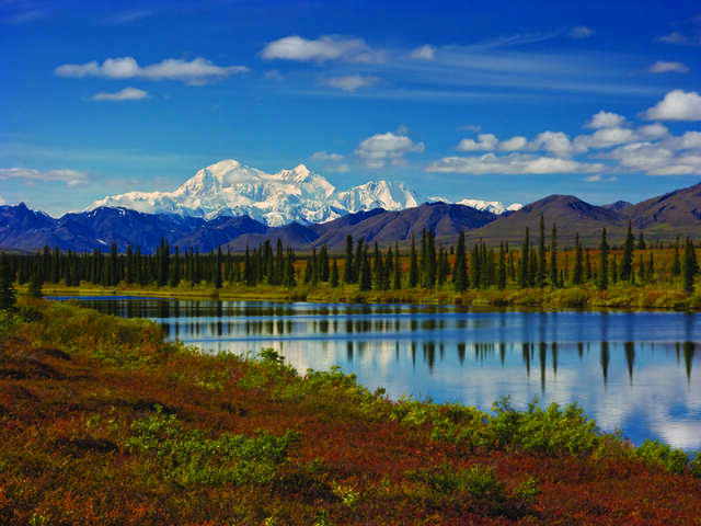 Alaska and The Yukon featuring the Yukon, Fairbanks and Denali