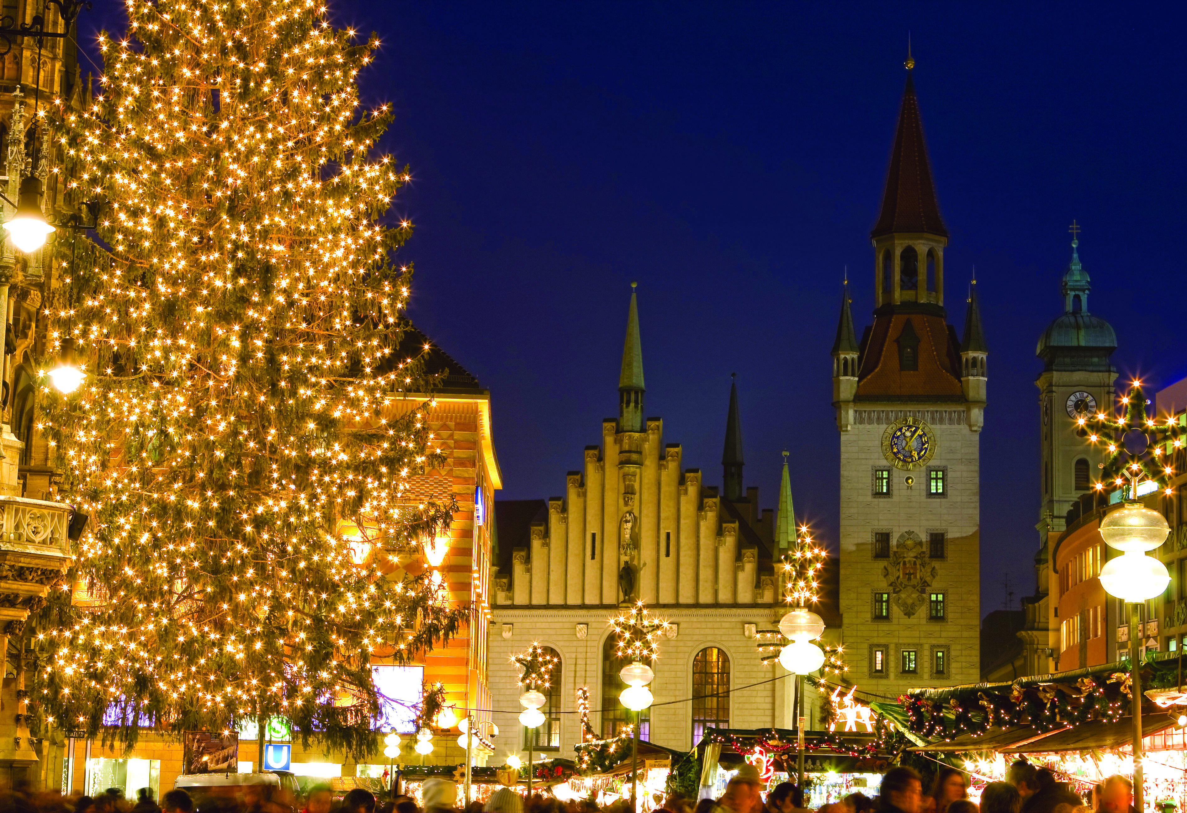 Magical Christmas Markets of Austria and Germany