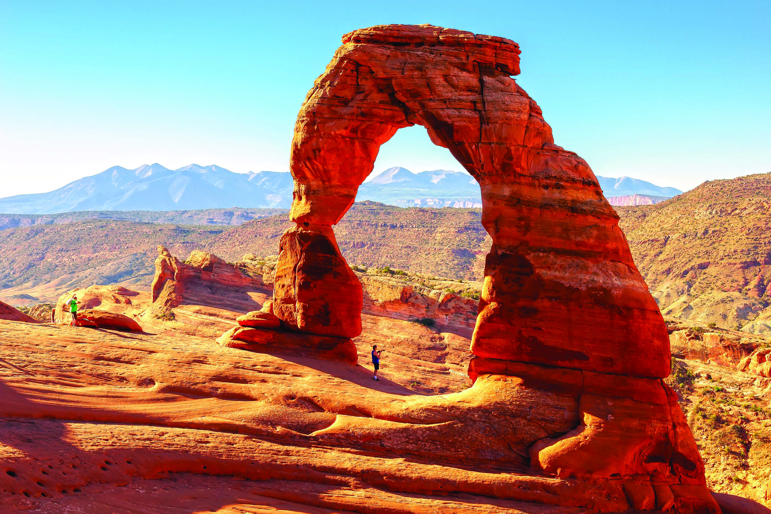 Painted Canyons of the West featuring Utah's Five National Parks