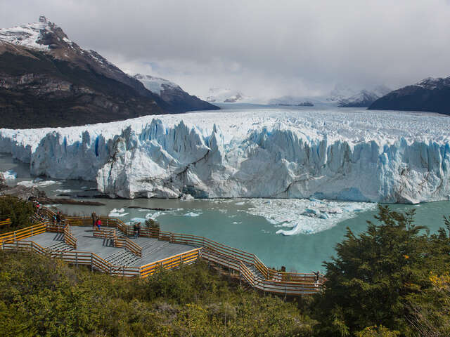 Glacier National Park—El Chaltén Independent Adventure