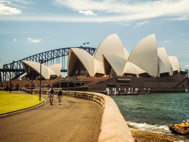 Australia & New Zealand Encompassed — Plus