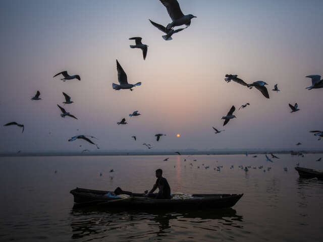 India River Cruise: The Holy Ganges