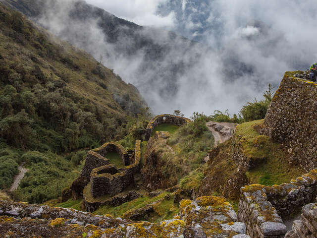 Trekking the Inca Trail: 5D/4N