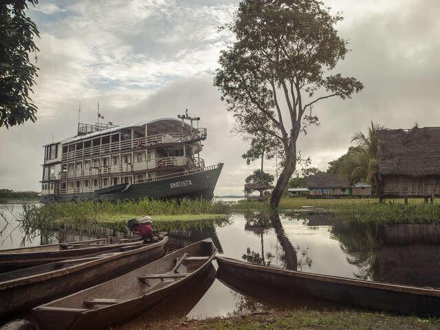 Amazon Riverboat Adventure In Depth