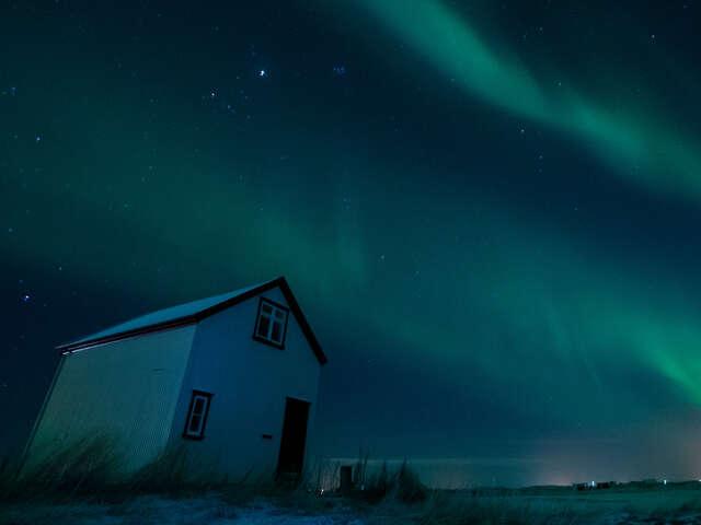 Iceland Northern Lights & Golden Circle — Plus
