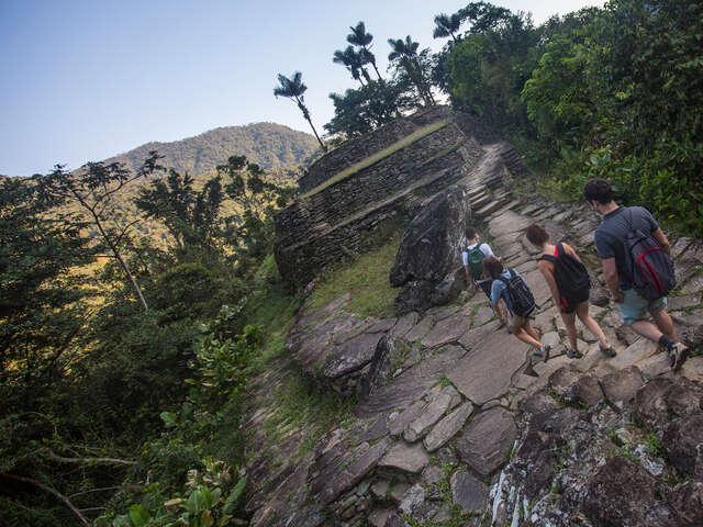 Caribbean Adventure: the Lost City trek & Medellín