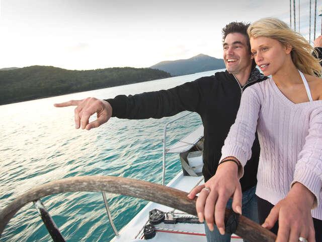 Queensland: Sand & Sailing