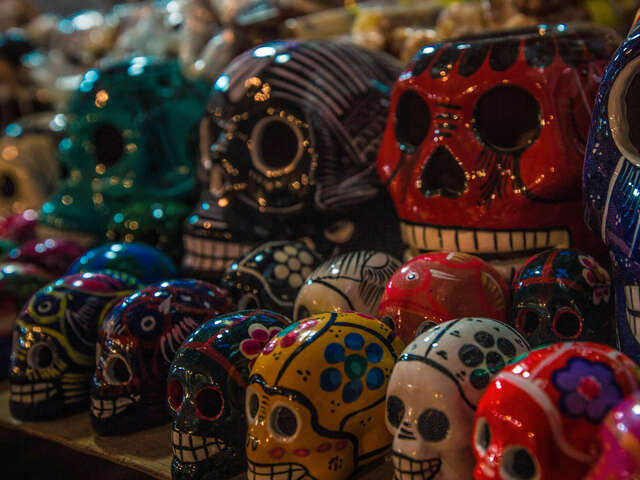 Oaxaca to Puerto Escondido: Day of the Dead