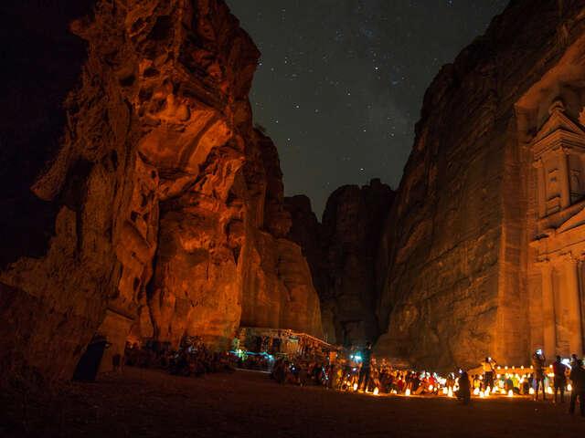 Essential Jordan: Dead Sea & Desert Stars