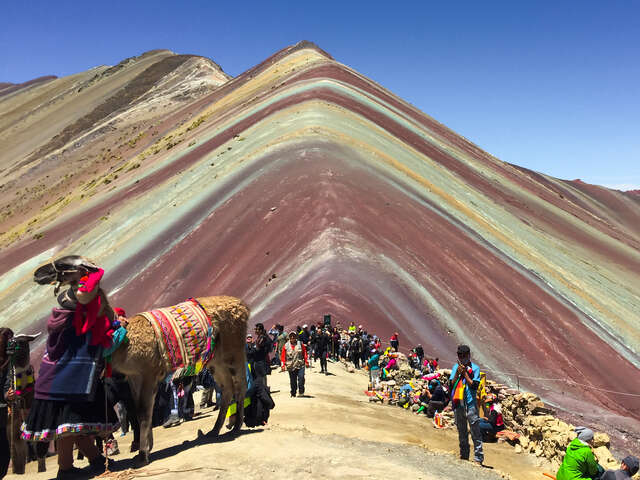 Peru: Inca Jungle & Rainbow Mountain Trek