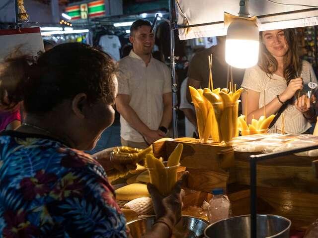 Bangkok Day Tour: One Night in Bangkok (half day)