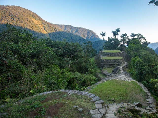Colombia Multisport & Lost City Trek