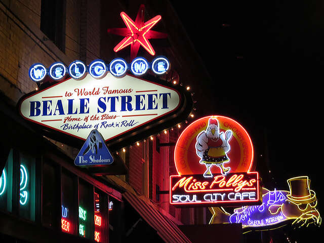 America's Music Cities featuring New Orleans, Memphis & Nashville