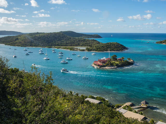 Sailing St Lucia & The Grenadines — Plus