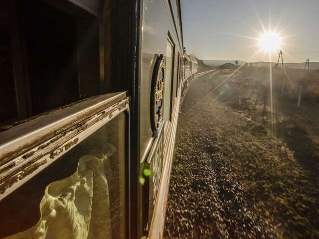 St Petersburg to Moscow by Train Mini Adventure