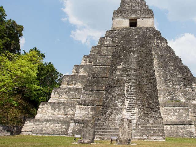 Mayan Encounter