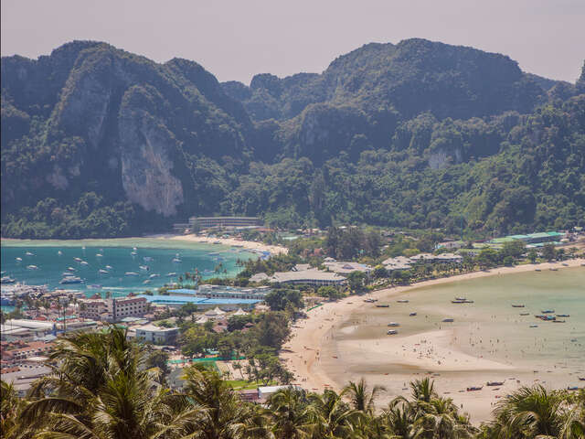 Sailing Thailand - Phuket to Ko Phi Phi — Plus