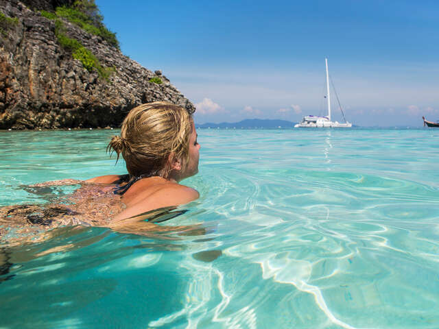 Sailing Thailand - Phuket to Phuket — Plus