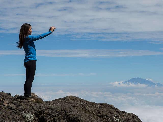 Kilimanjaro - Marangu Route & Serengeti Adventure