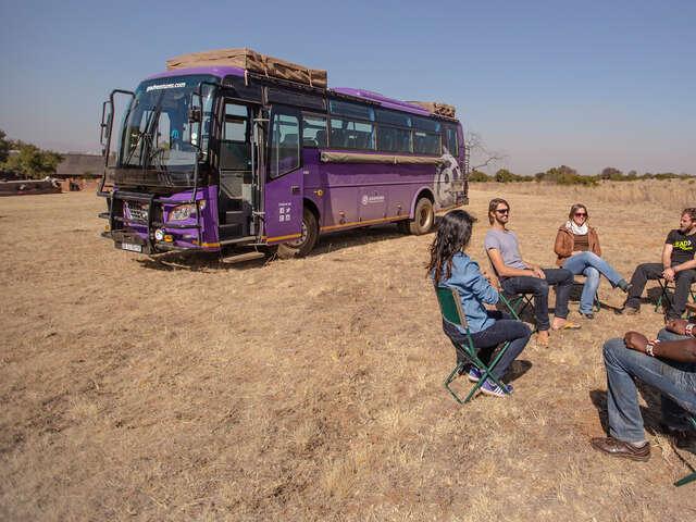 Ultimate Africa: Safari Drives & the Savannah