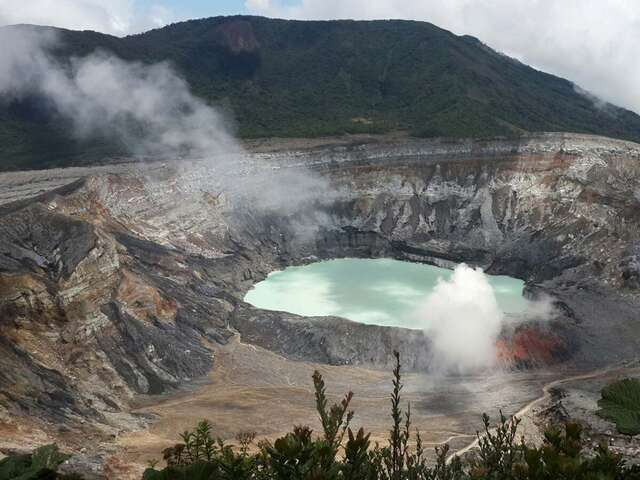 San Jose Day Tour: Poas Volcano (full day)