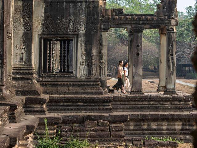 Epic Indochina: River Cruises & Karst Mountains