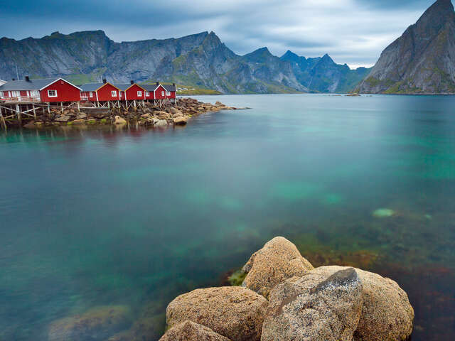Arctic Circle and Fjords by Rail