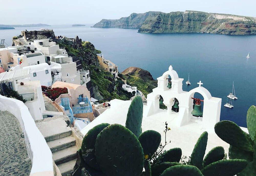 Greece Island Hopper featuring Athens, Mykonos and Santorini