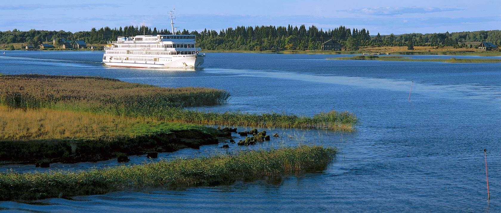 Waterways of the Tsars (river)